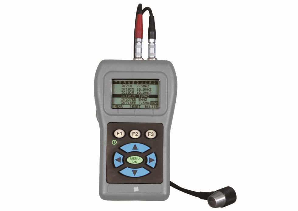 Ultrasonic Thickness Gauge TIME®2430