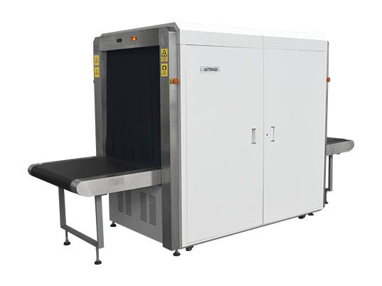 EI-V100100 Multi-energy X-ray Cargo Inspection Equipment