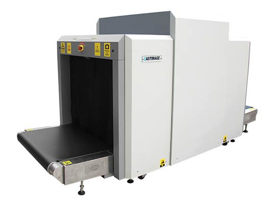 EI-10080G Multi Energy High Throughput X-ray Security Detection Equipment