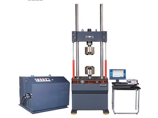 PWS-E250 Electro-Hydraulic Servo Dynamic And Static Universal Testing Machine