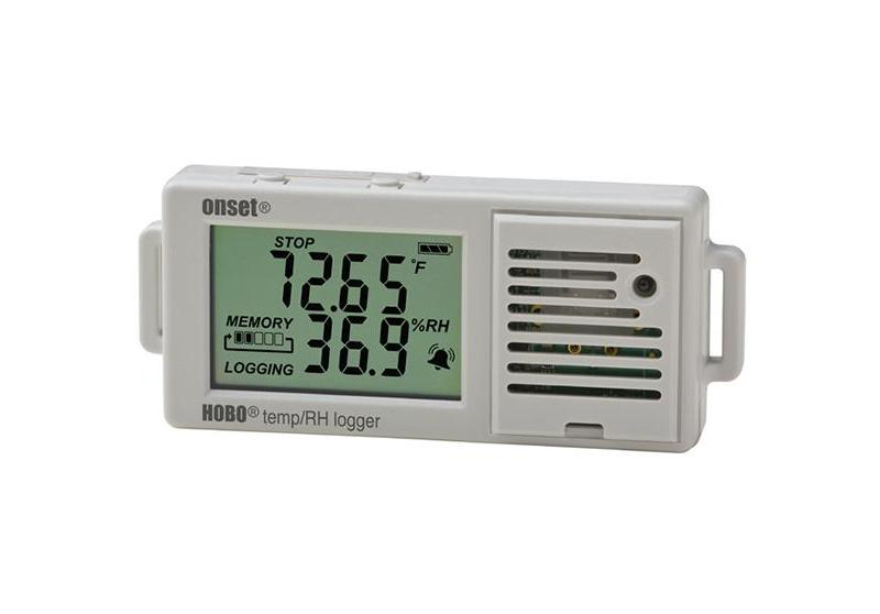 HOBO Temperature/Relative Humidity 3.5% Data Logger UX100-003