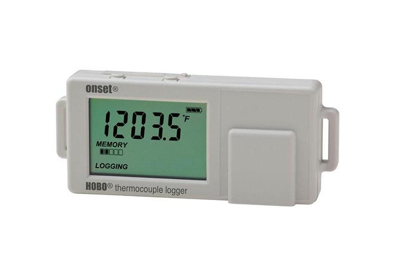 HOBO Type J, K, T, E, R, S, B, N Thermocouple Data Logger UX100-014M
