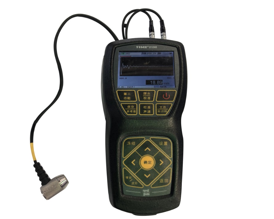 High-end Ultrasonic Thickness Gauge TIME 2190