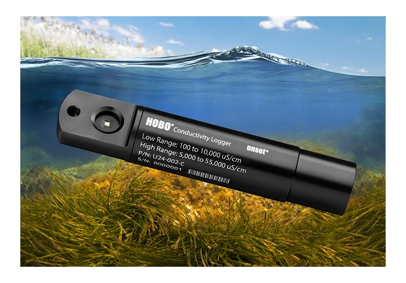 HOBO Salt Water Conductivity/Salinity Data Logger U24-002-C