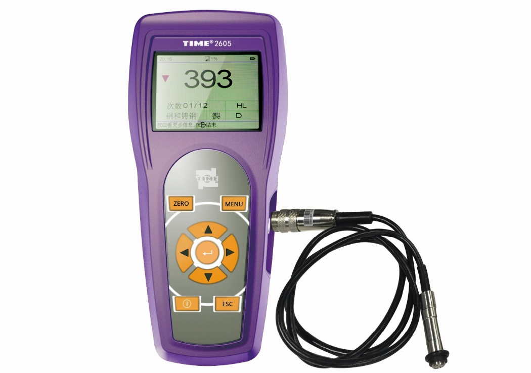 Super Accuracy Ferrous Coating Thickness Gauge TIME®2605