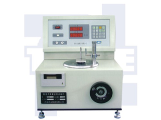 Vertical spring torsion testing machine TNS-SL series