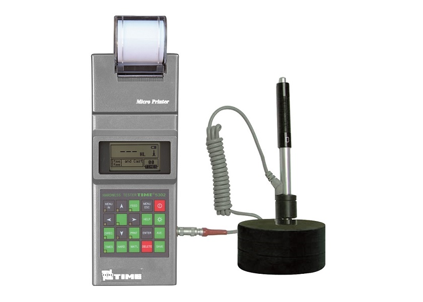 Hardness Tester TIME 5303 for roll hardness measurement
