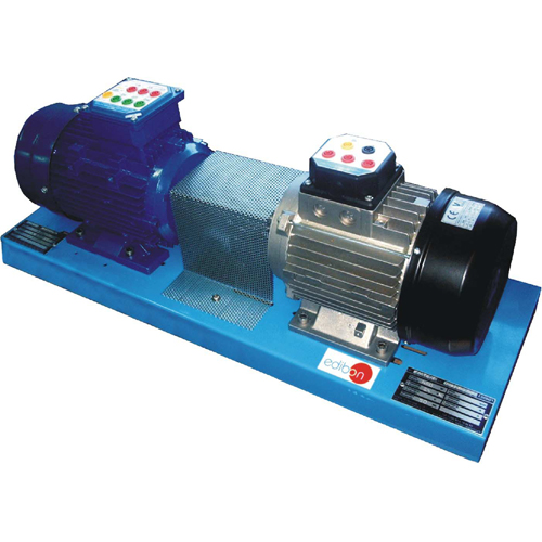 Motor-Generator Group, three-phase 24Vac, no excitation required (permanent magnets)