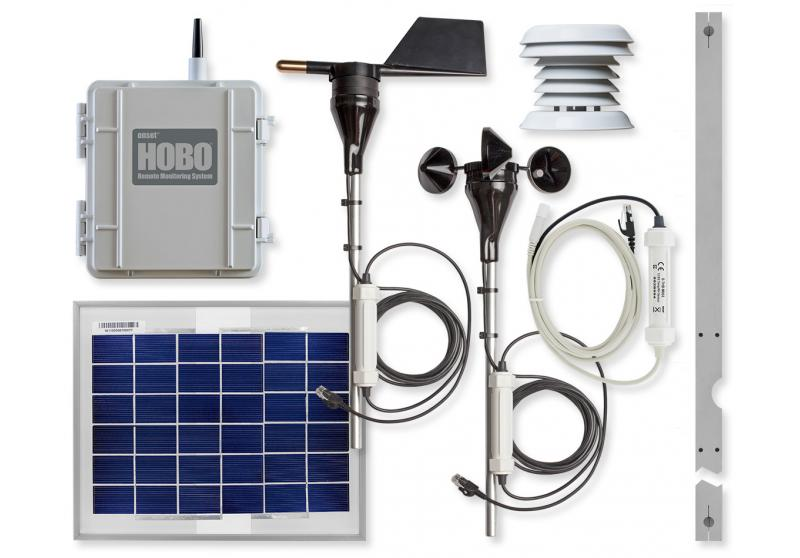 HOBO RX3000 Remote Weather Station Starter Kit RX3003-SYS-KIT-80X