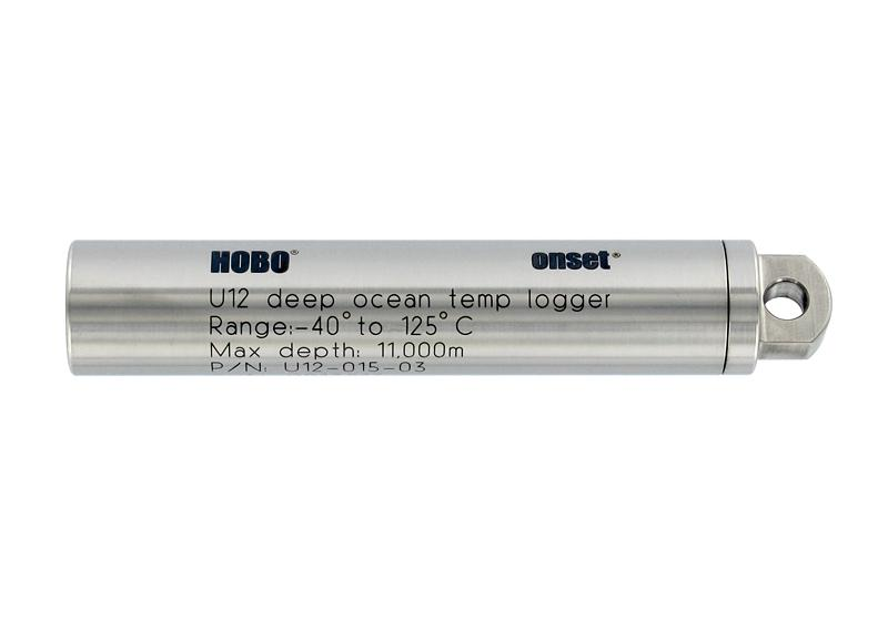 HOBO Deep Ocean Temperature Data Logger U12-015-03