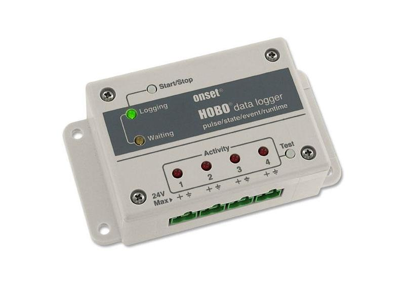 HOBO 4-Channel Pulse Data Logger UX120-017