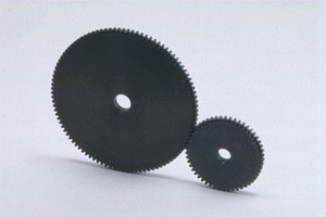Steel. Hubless, Thin Face Spur Gears (SSAY)] Series list