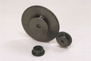 Steel, Thin Face Spur Gears (SSY)] Series list